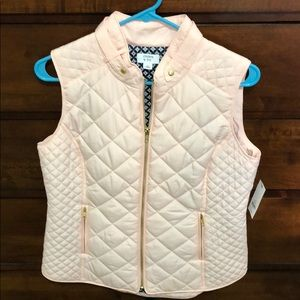Crown & Ivy vest size small